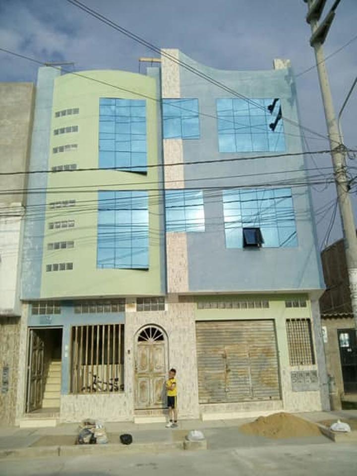 Alquiler de Local en Lambayeque con 1 baño - vista principal