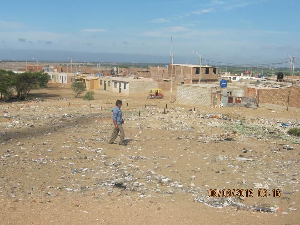 Venta de Terreno en Chiclayo, Lambayeque - vista principal