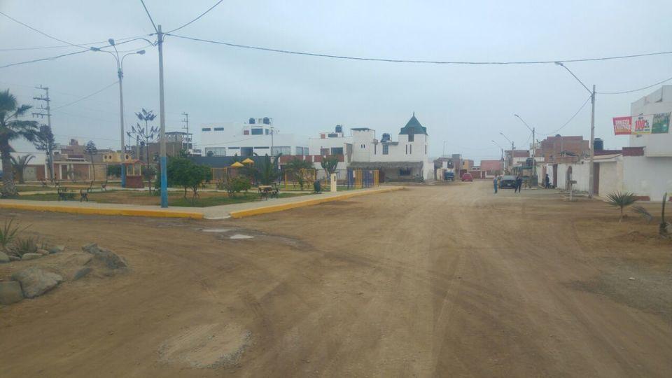 Venta de Terreno en Punta Negra, Lima 200m2 area total - vista principal