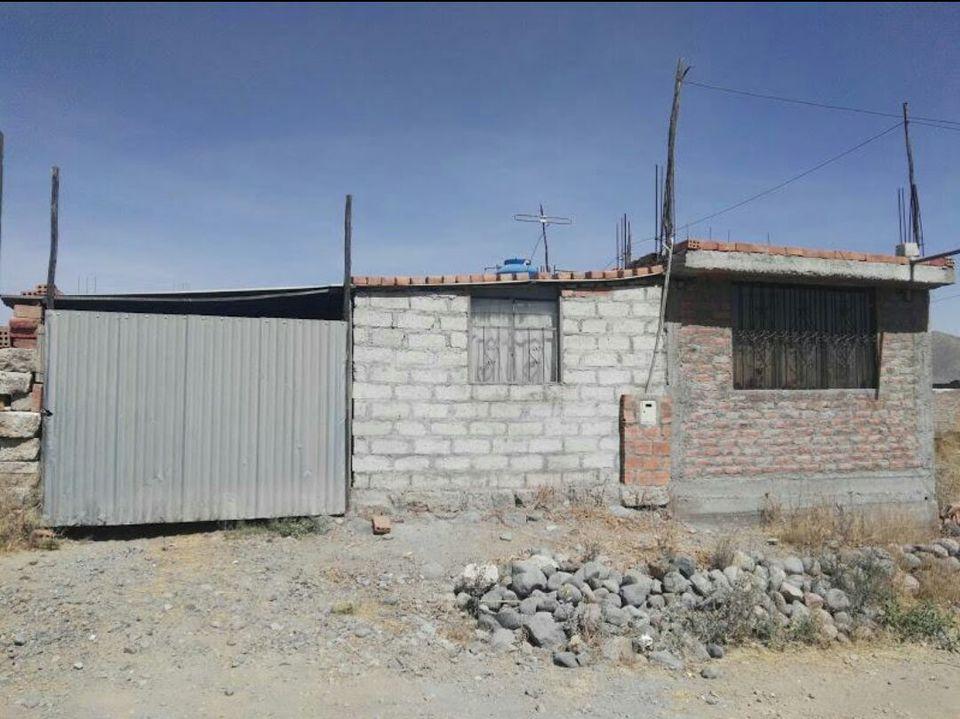 Venta de Casa en Socabaya, Arequipa - con 2 dormitorios