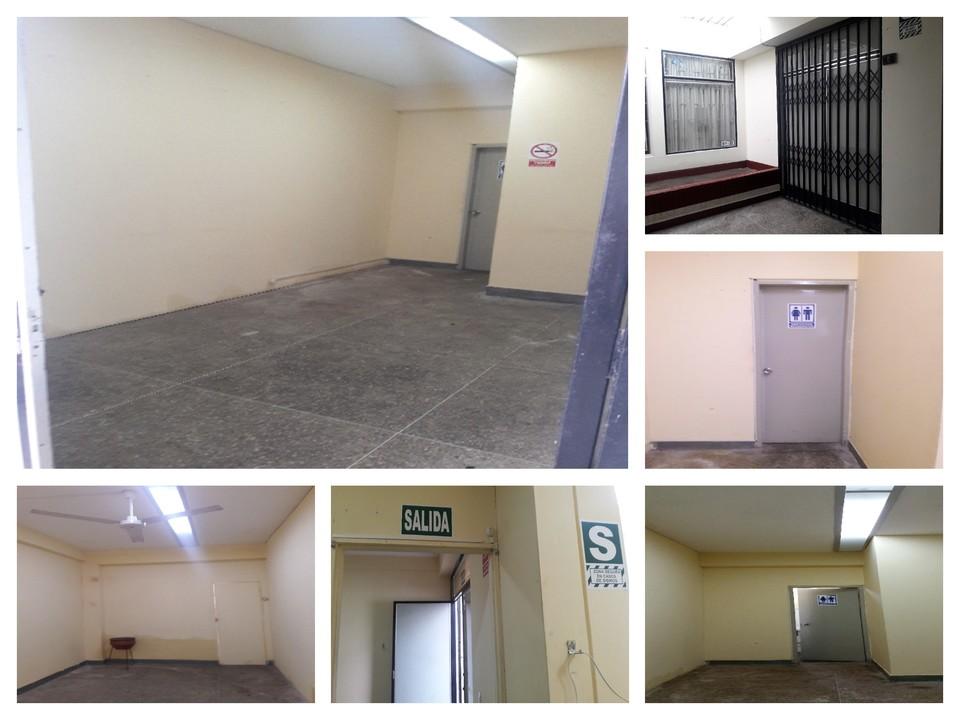 Alquiler de Oficina en Pueblo Libre, Lima con 1 baño - vista principal
