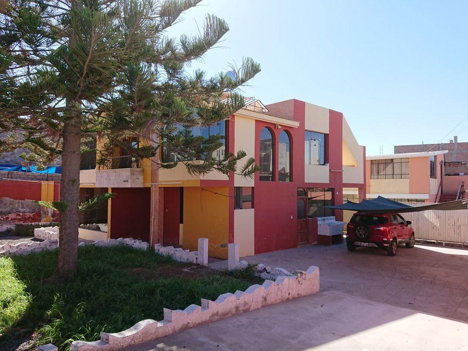 Alquiler de Casa en Arequipa con 5 dormitorios - con 5 estacionamiento