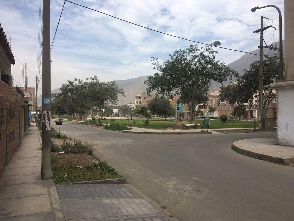Venta de Terreno en Lurigancho, Lima - con vista urbano