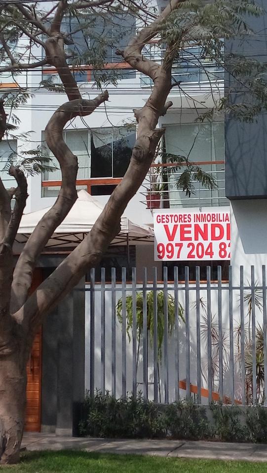 Venta de Departamento en La Molina, Lima con 4 dormitorios - vista principal