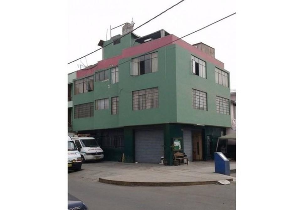 Alquiler de Local en Ate, Lima 135m2 area total - vista principal