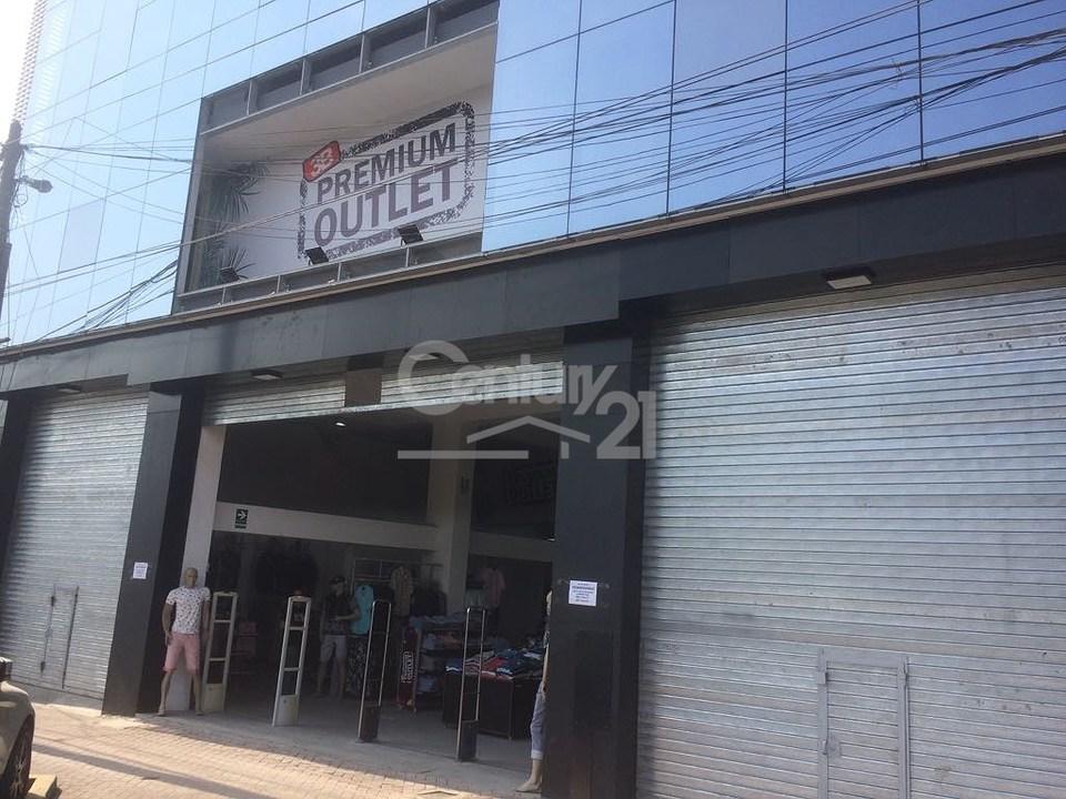 Alquiler de Local en La Victoria, Lima - en el cuarto piso
