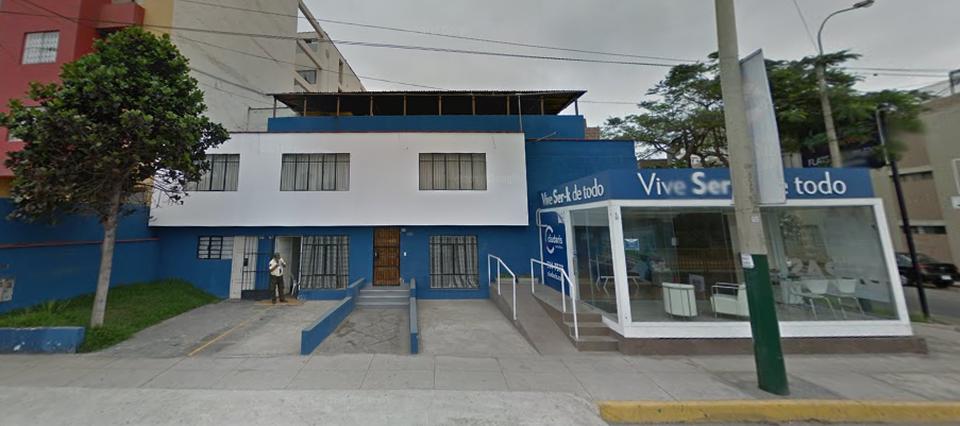 Venta de Local en Barranco, Lima con 3 baños