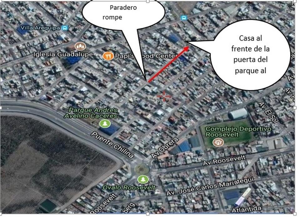 Alquiler de Casa en Alto Selva Alegre, Arequipa con 1 dormitorio
