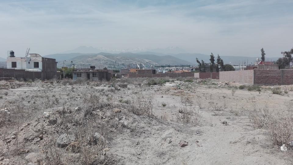 Venta de Terreno en Characato, Arequipa 512m2 area total - vista principal