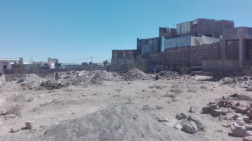 Venta de Terreno en Cerro Colorado, Arequipa 925m2 area total - vista principal