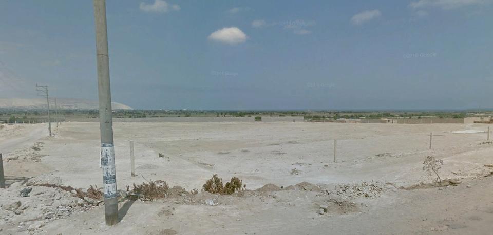 Venta de Terreno en Camana, Arequipa 20000m2 area total - vista principal