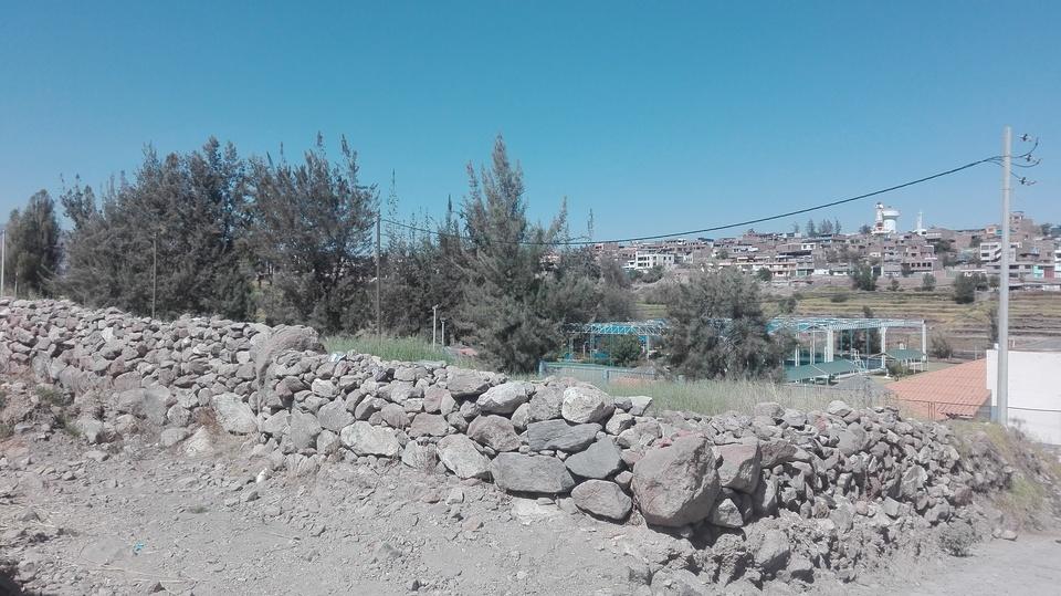 Venta de Terreno en Jose Luis Bustamante Y Rivero, Arequipa - con vista urbano