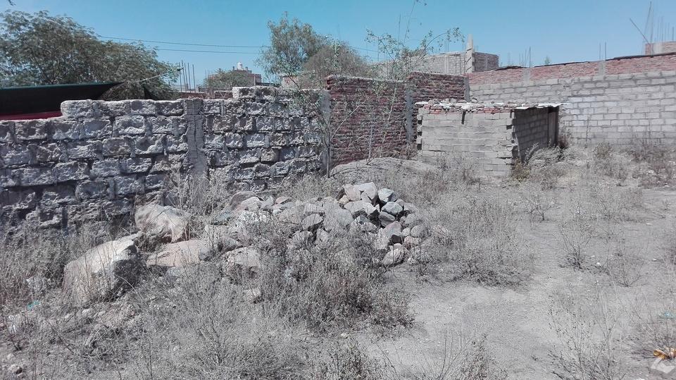 Venta de Terreno en Socabaya, Arequipa - 20 metros fondo