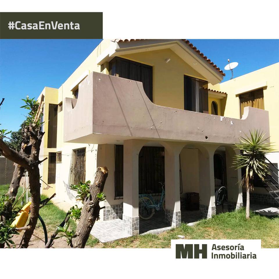 Venta de Casa en Socabaya, Arequipa - con 6 estacionamiento