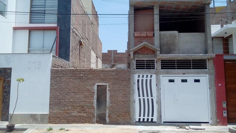 Venta de Terreno en Chiclayo, Lambayeque 106m2 area total - vista principal