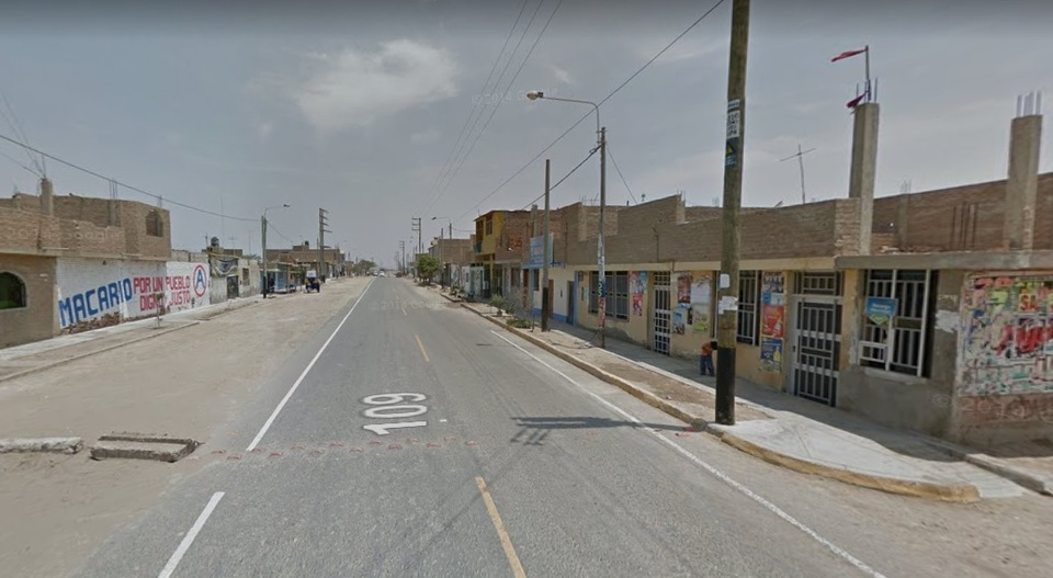 Venta de Terreno en San Jose, Lambayeque 144m2 area total - vista principal