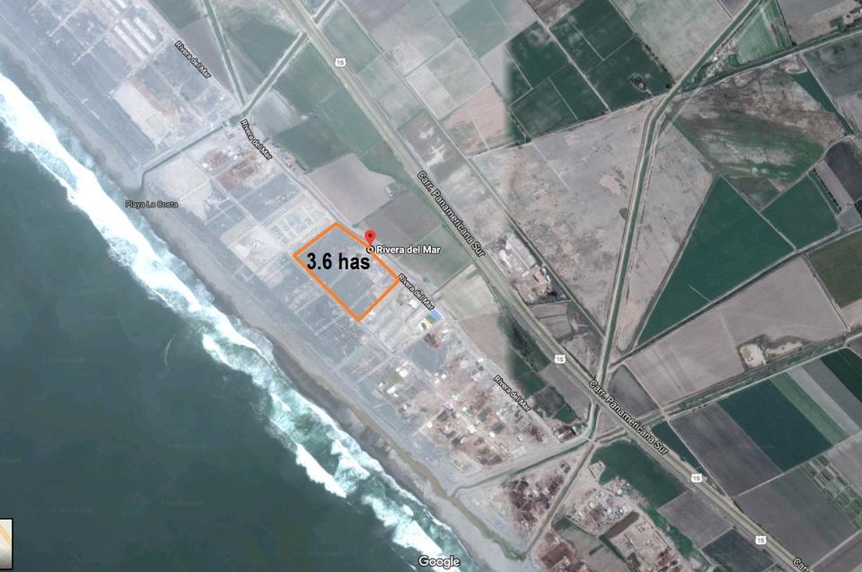 Venta de Terreno en San Luis, Lima - vista principal