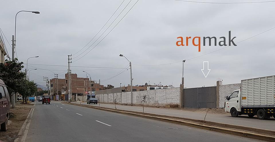 Venta de Terreno en San Martin De Porres, Lima 5729m2 area total - vista principal