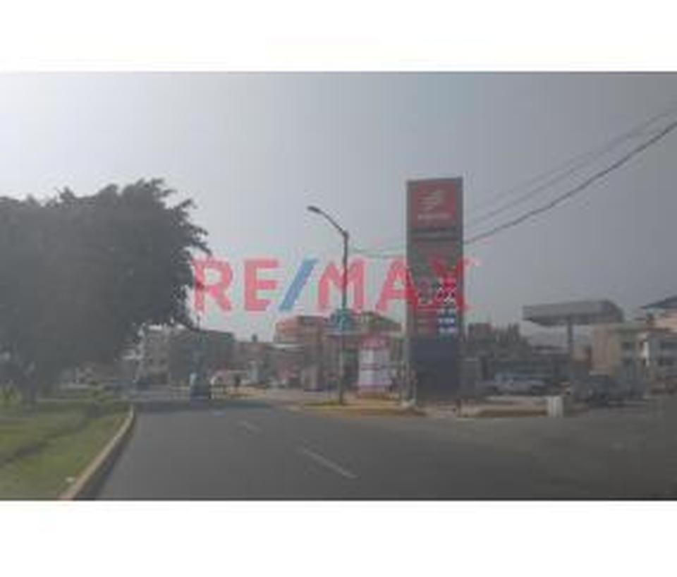 Venta de Terreno en Ate, Lima 200m2 area total - vista principal