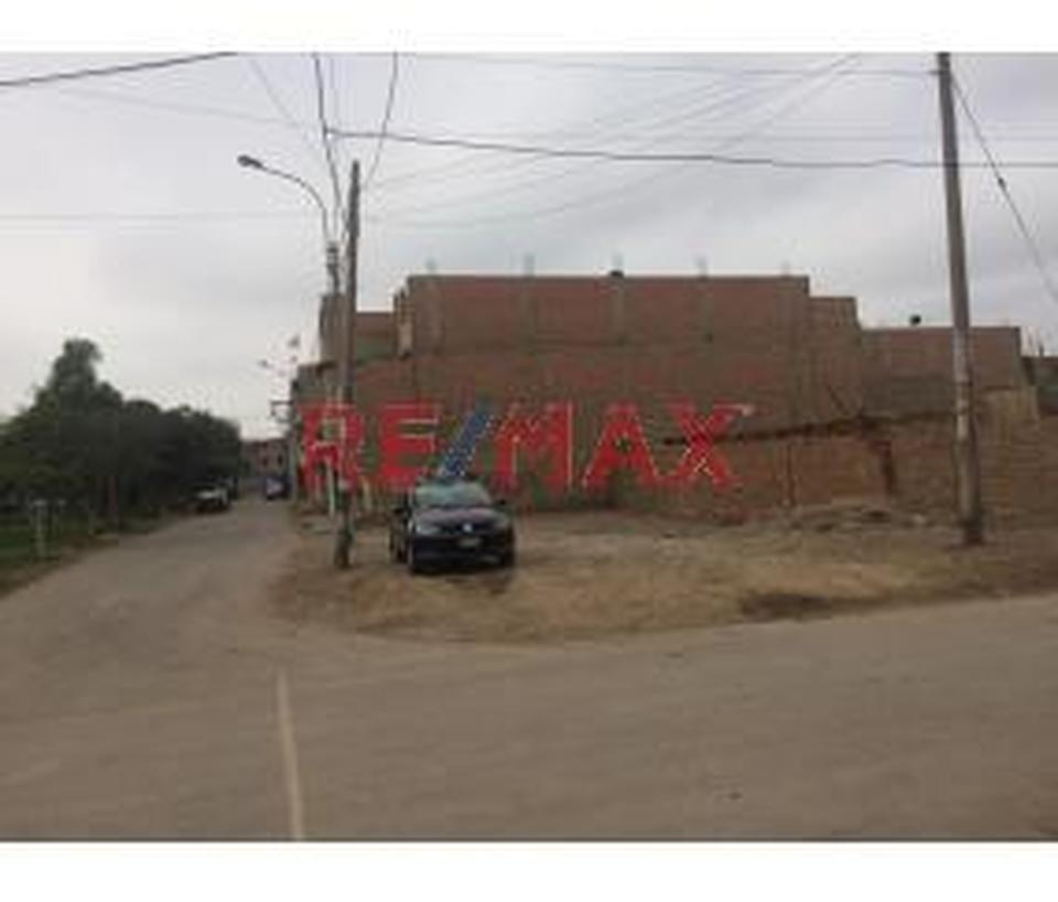 Venta de Terreno en San Martin De Porres, Lima 160m2 area total