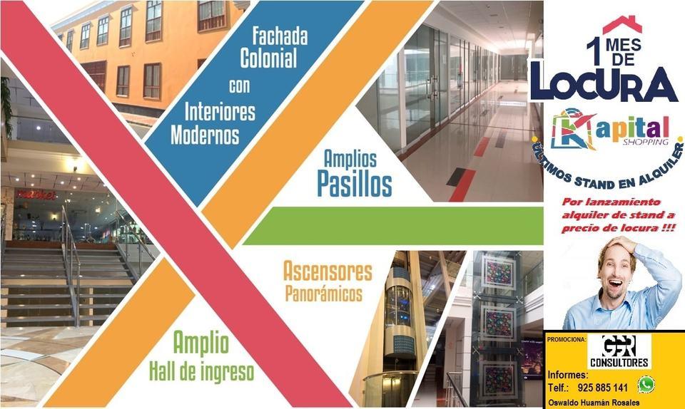 Alquiler de Local en Lima con 10 baños con 80 estacionamiento