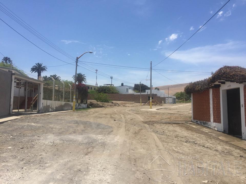 Venta de Terreno en Mejia, Arequipa 200m2 area total - vista principal