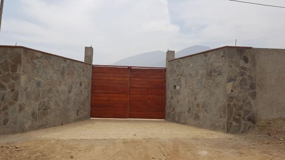 Venta de Terreno en Santo Domingo De Los Olleros, Lima 1011m2 area total - vista principal
