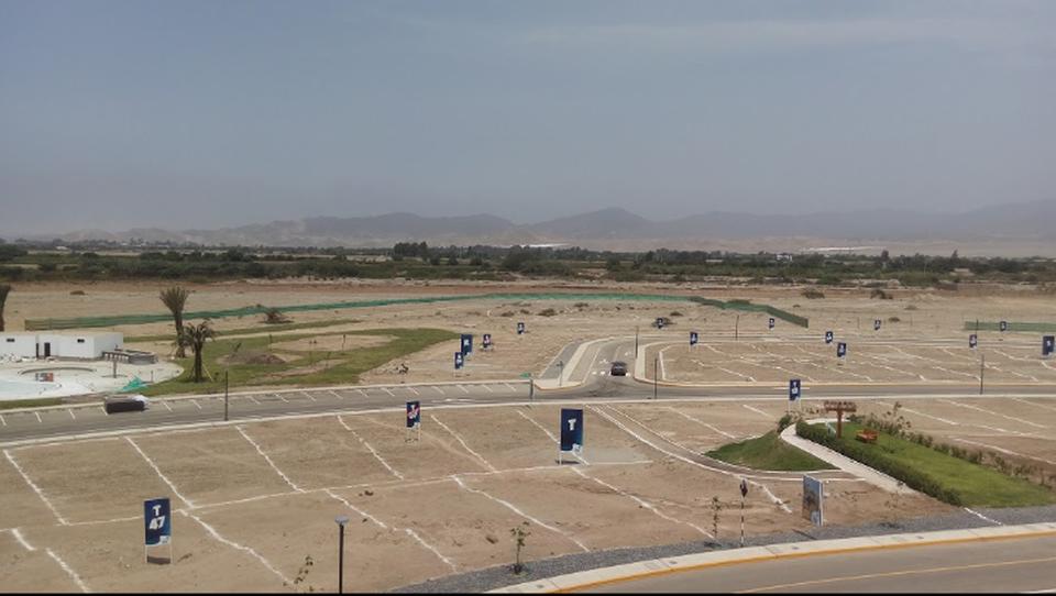 Venta de Terreno en Asia, Lima - con vista campestre