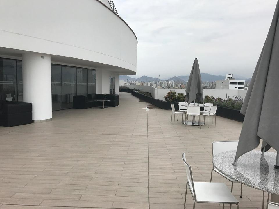 Alquiler de Oficina en Magdalena Del Mar, Lima con 2 baños - vista principal