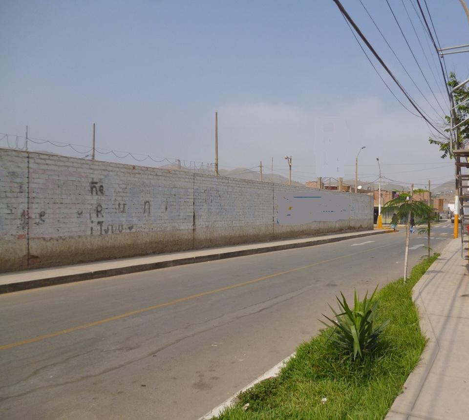 Venta de Terreno en Puente Piedra, Lima - con vista urbano
