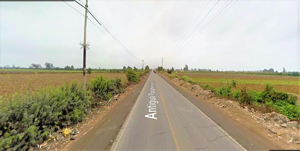 Venta de Terreno en San Vicente De Cañete, Lima 40000m2 area total - vista principal