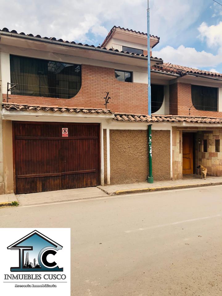 Alquiler de Casa en Santiago, Cusco - vista principal