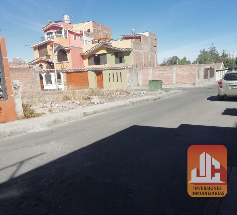Venta de Terreno en Jose Luis Bustamante Y Rivero, Arequipa - 135m2 area total