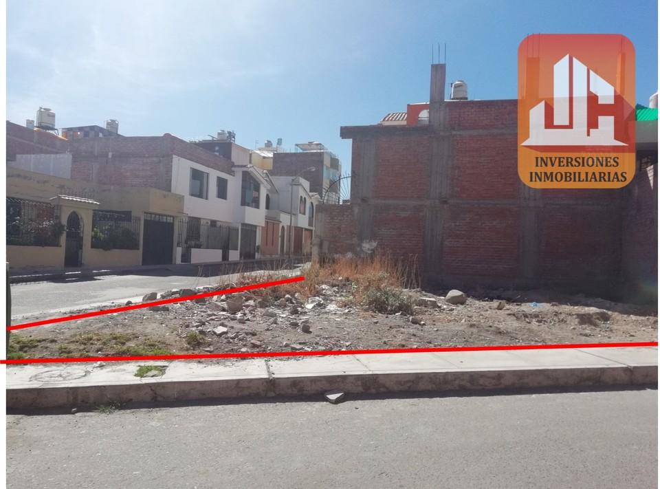 Venta de Terreno en Jose Luis Bustamante Y Rivero, Arequipa - estado Entrega inmediata