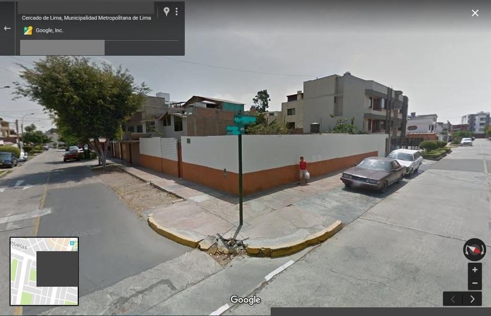 Venta de Terreno en Santiago De Surco, Lima - 370m2 area total