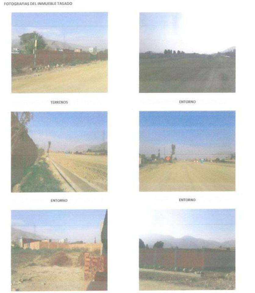 Venta de Terreno en Lurigancho, Lima 4414m2 area total