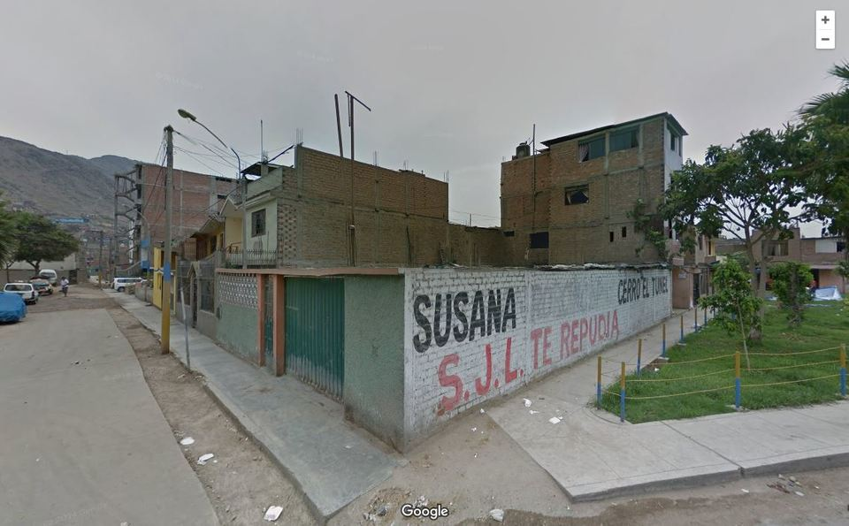 Venta de Terreno en San Juan De Lurigancho, Lima 220m2 area total