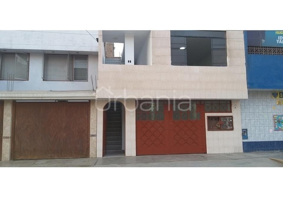 Venta de Departamento en Los Olivos, Lima con 2 baños