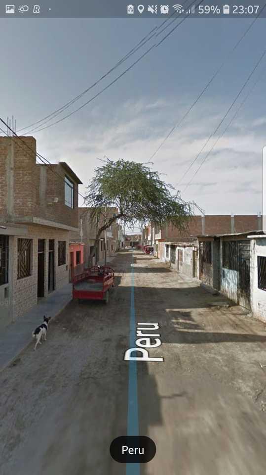 Venta de Terreno en Jose Leonardo Ortiz, Lambayeque 135m2 area total - vista principal