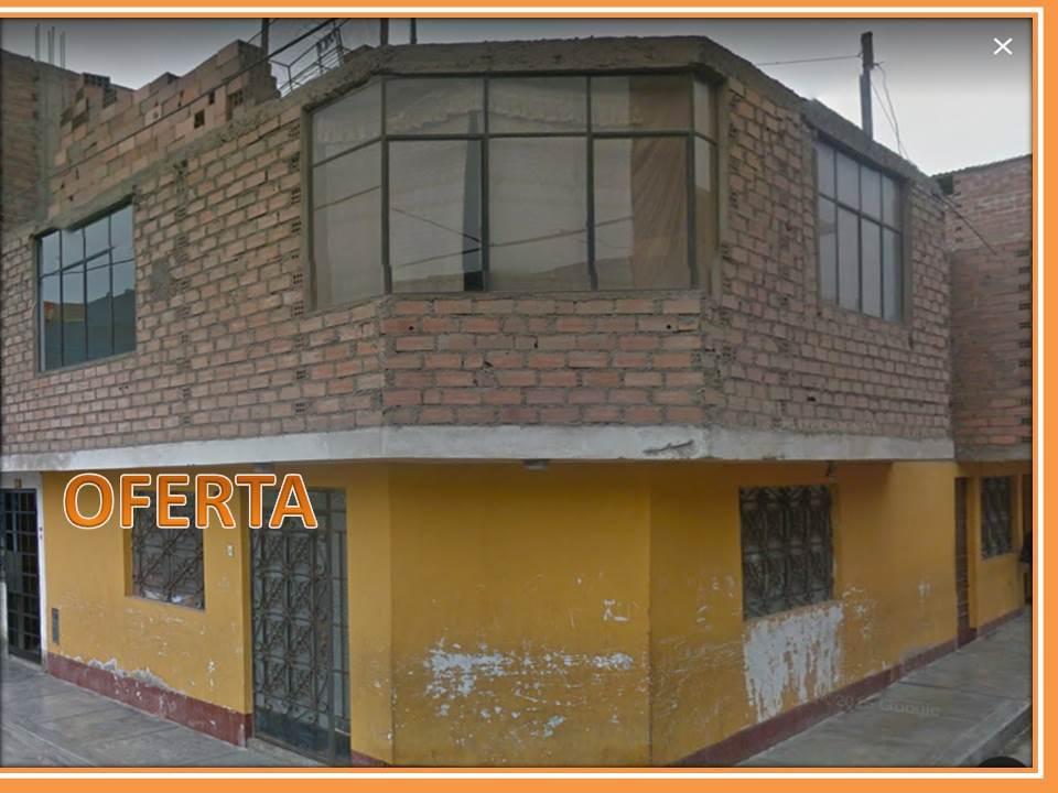 Venta de Casa en Los Olivos, Lima con 5 dormitorios - vista principal