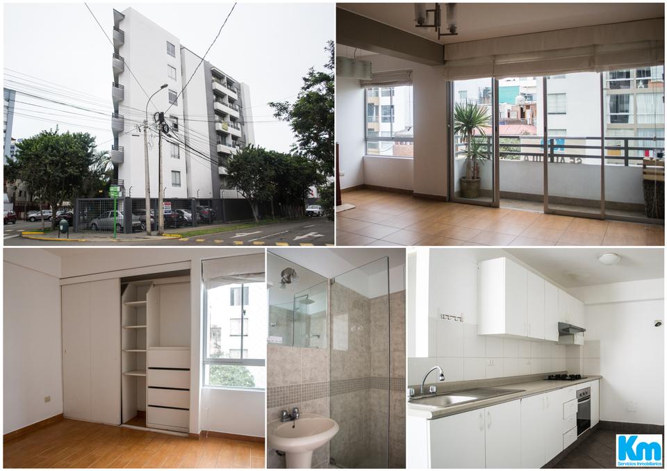 Alquiler de Departamento en Miraflores, Lima