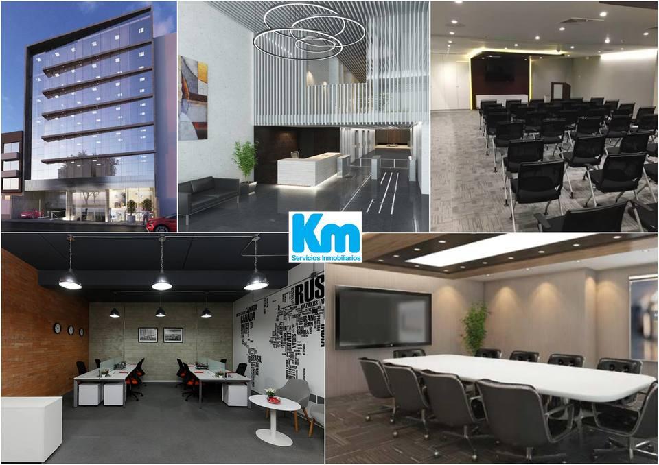 Venta de Oficina en Miraflores, Lima 40m2 area total