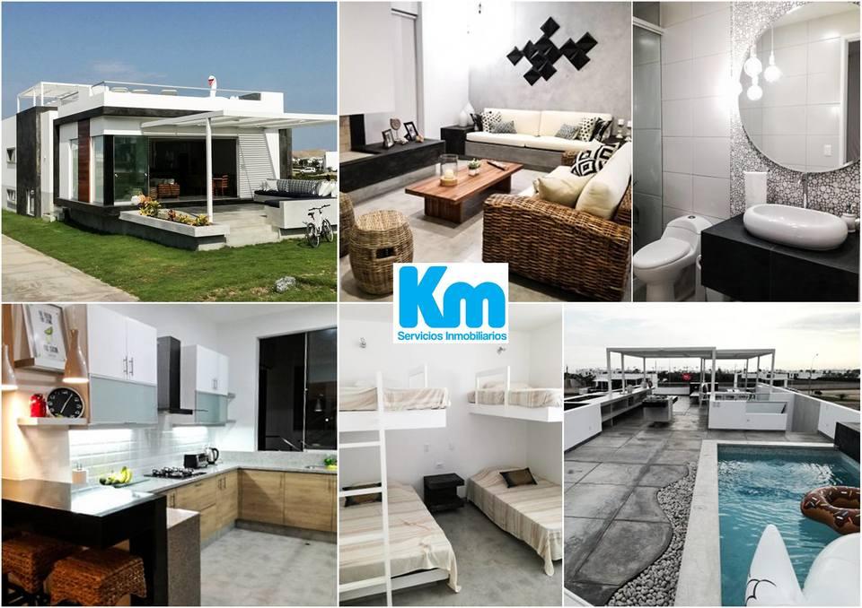 Venta de Casa en Asia, Lima con 5 dormitorios - vista principal