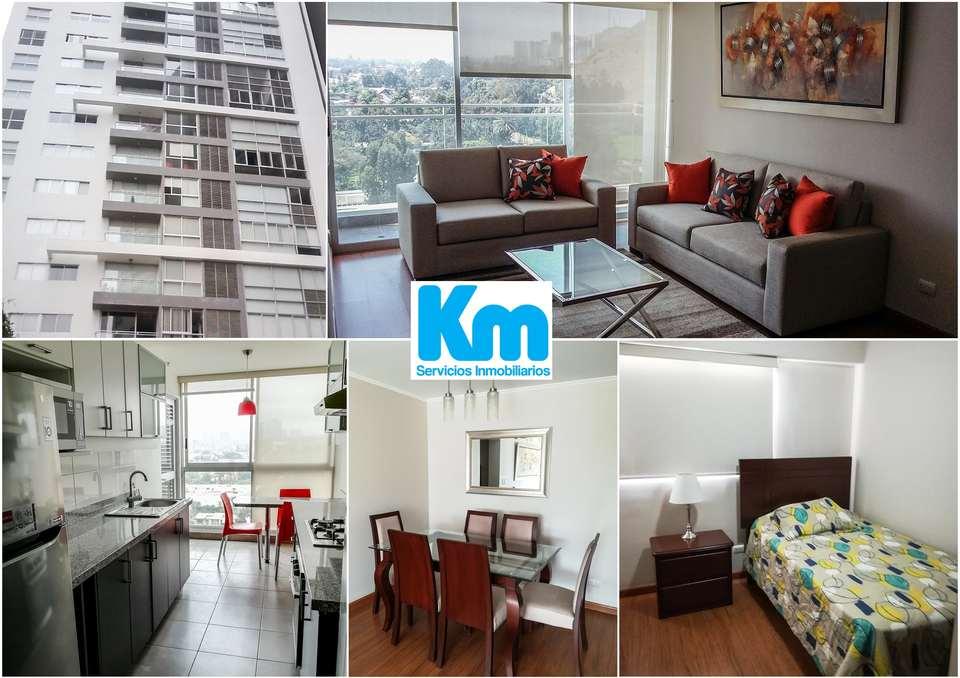 Alquiler de Departamento en Surco, Lima con 3 dormitorios - vista principal