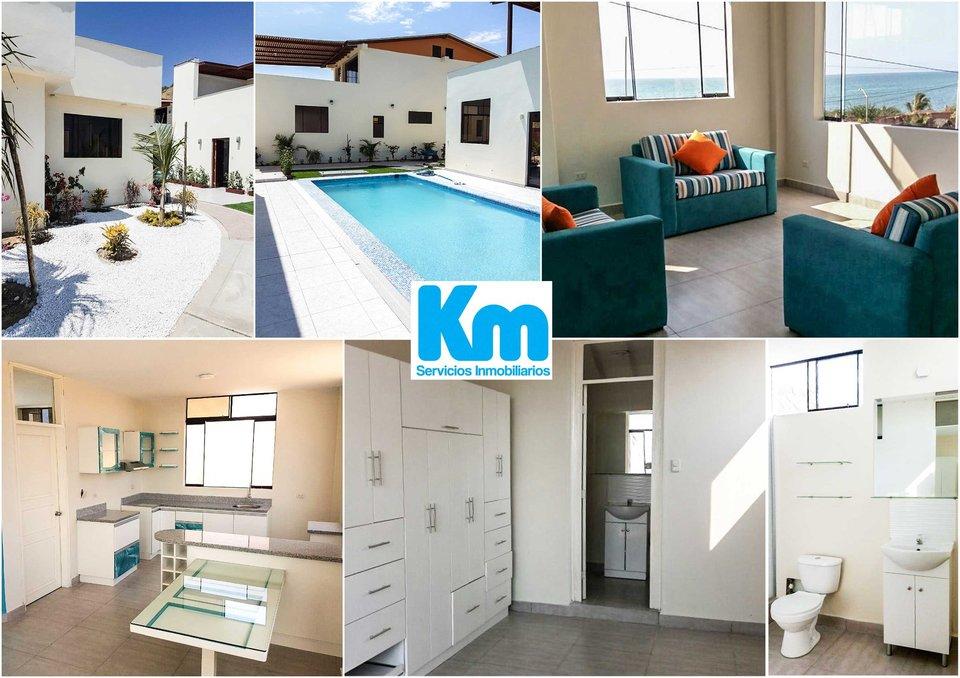 Venta de Casa en Tumbes con 2 dormitorios con 3 baños - vista principal