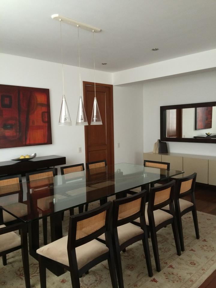 Alquiler de Departamento en Barranco, Lima con 4 dormitorios