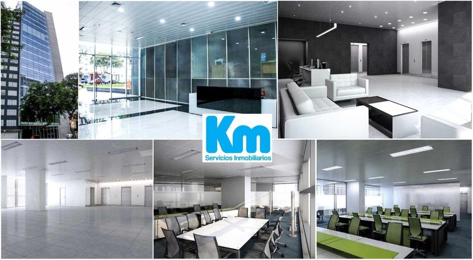 Alquiler de Oficina en Magdalena Del Mar, Lima amoblado - vista principal