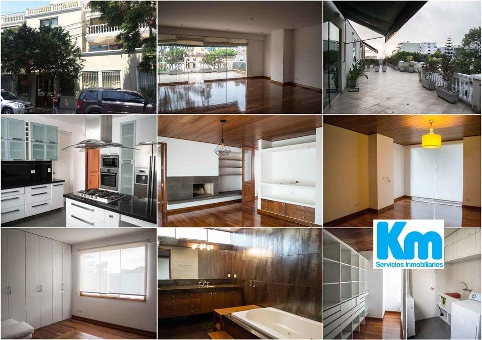 Alquiler de Departamento en Barranco, Lima con 4 dormitorios - vista principal