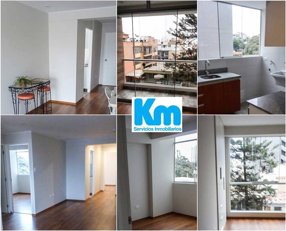 Venta de Departamento en San Isidro, Lima con 2 dormitorios - vista principal