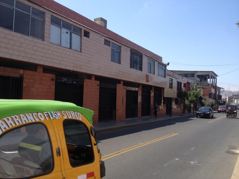 Alquiler de Local en Santiago De Surco, Lima - vista principal
